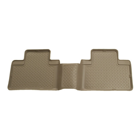 Husky Liners Classic Style 2nd Seat Floor Liner For 2005-2014 Nissan  Frontier   Crew Cab Pickup  66293