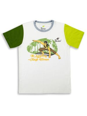 Legendary Jungle Warrior T-shirt