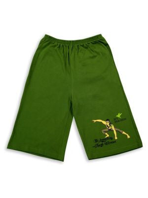 Legendary Jungle Warrior Shorts