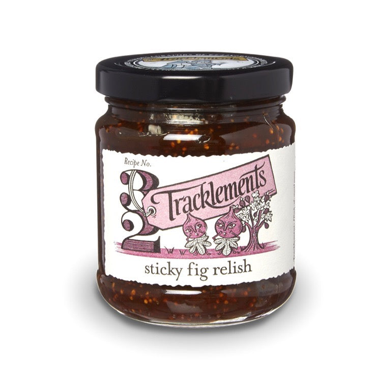 Photo of Photo of Tracklements Fig Relish