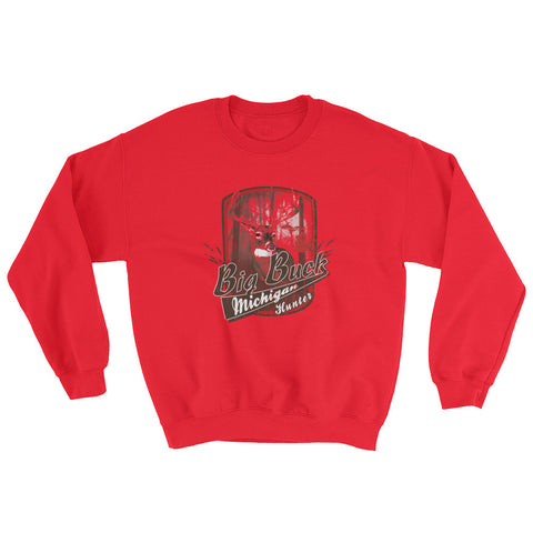 Michigan Big Buck Hunter - Sweatshirt