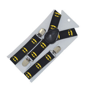 Batman Kids Boys & Girls Suspenders