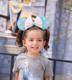 Frozen Minnie Ears
