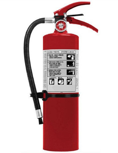 5lb ABC High Performance Fire Extinguisher