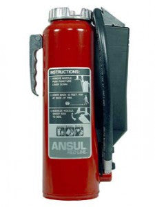 10lb ABC Ansul RED LINE Fire Extinguisher