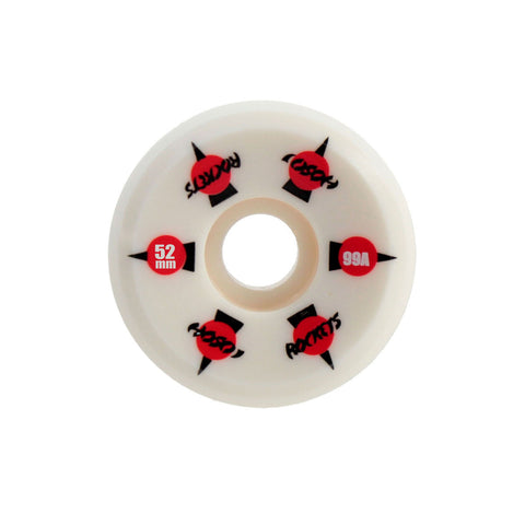 Hosoi Skateboards Rockets Wheels- 52mm 99a