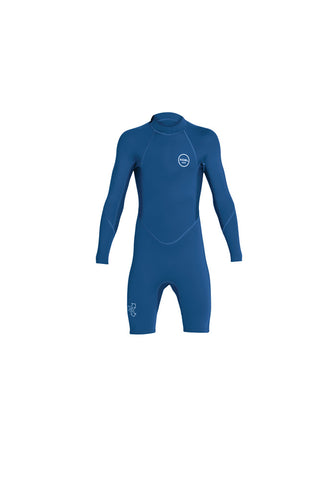 Xcel Youth Wetsuit Axis Long Sleeve Springsuit
