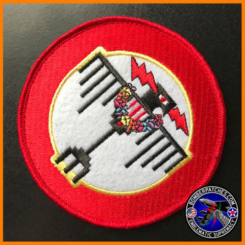 34th Expeditionary Bomb Squadron 2016 Deployment Morale Patch