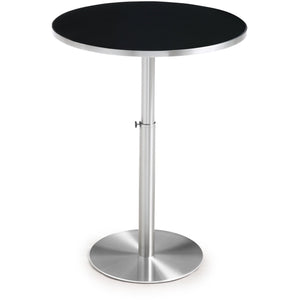 TOV Furniture Modern Ridge Adjustable Bar Table - TOV-K3679-Minimal & Modern