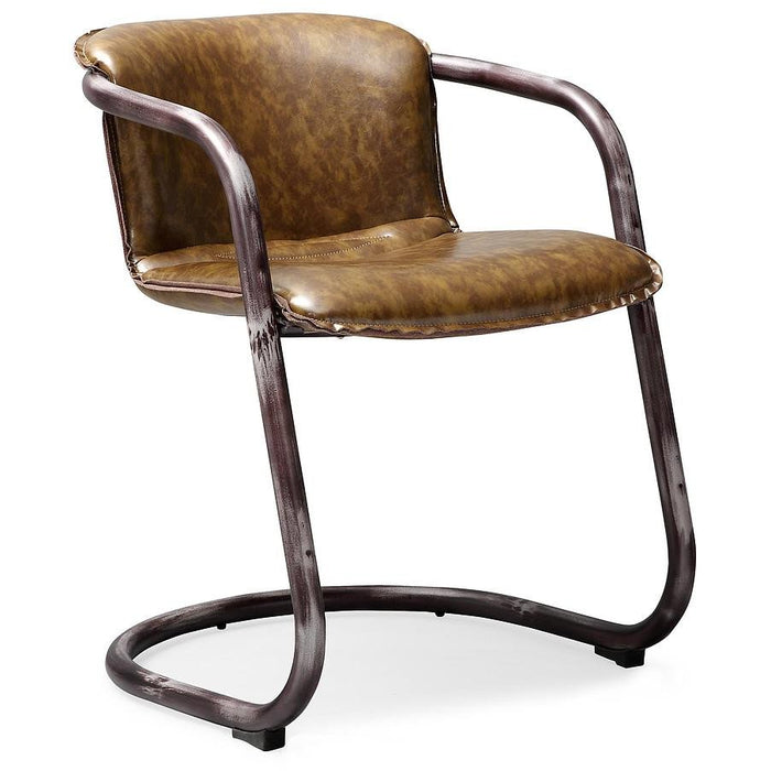 TOV Furniture Modern Colt Cognac Chair TOV-G5469-Minimal & Modern