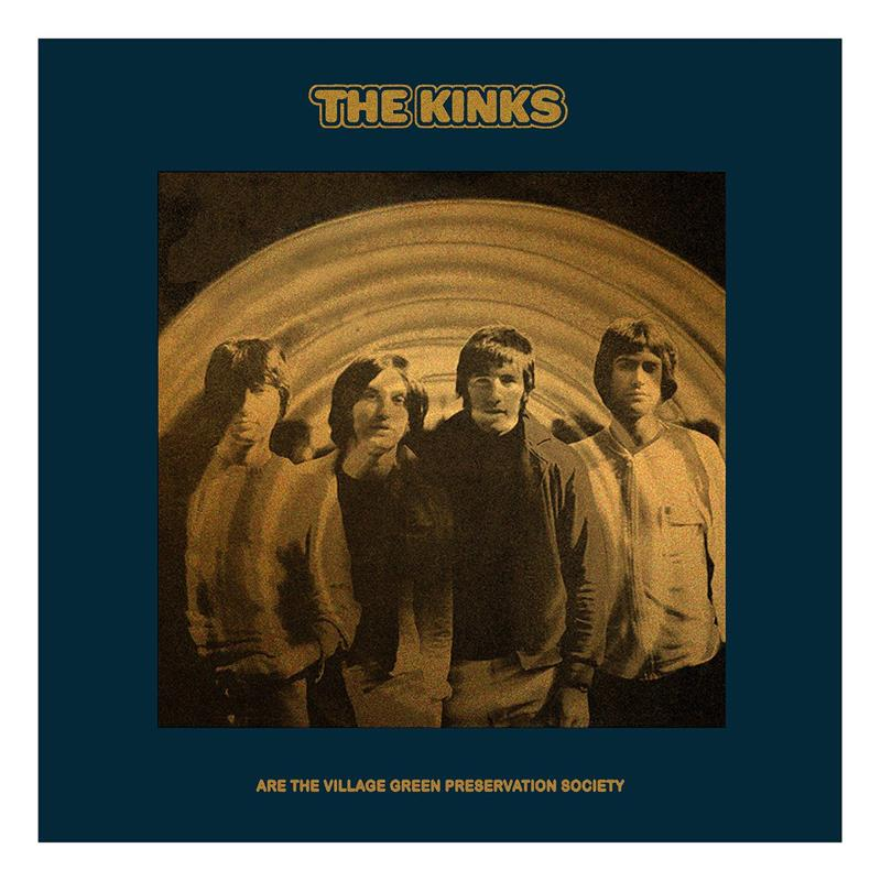The Kinks Are The Village Green Preservation Society (CD)