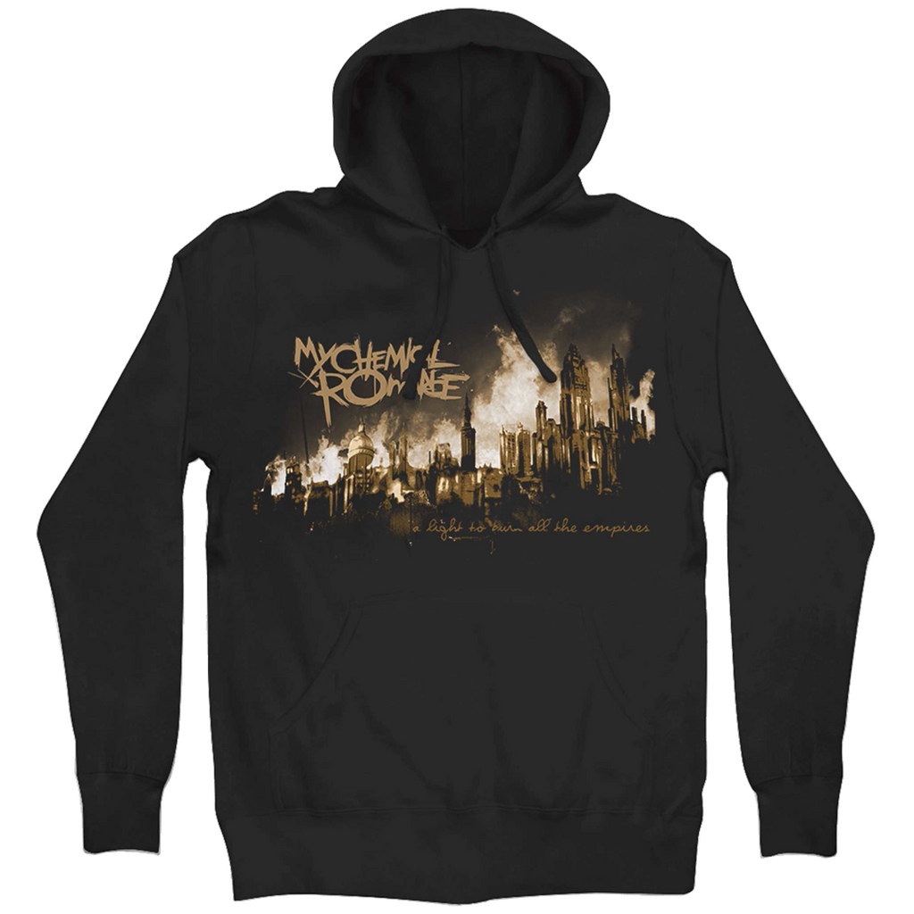 Burn The Empires Pullover Hoodie