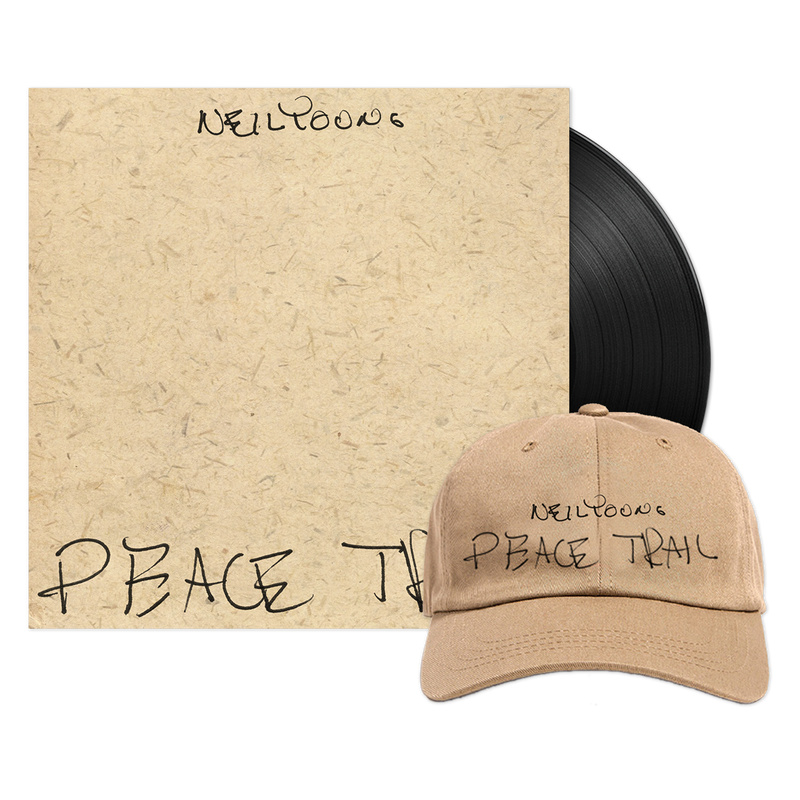 Peace Trail (Vinyl/Hat Bundle)