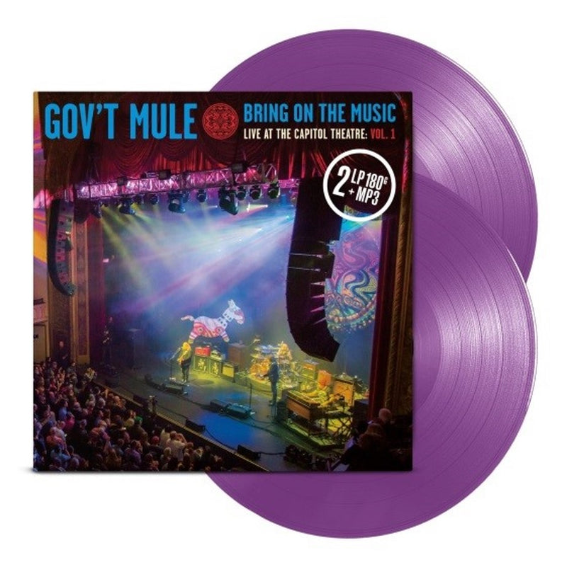 Bring On The Music: Live At The Capitlo Theatre Vol. 1 (Vinyl)
