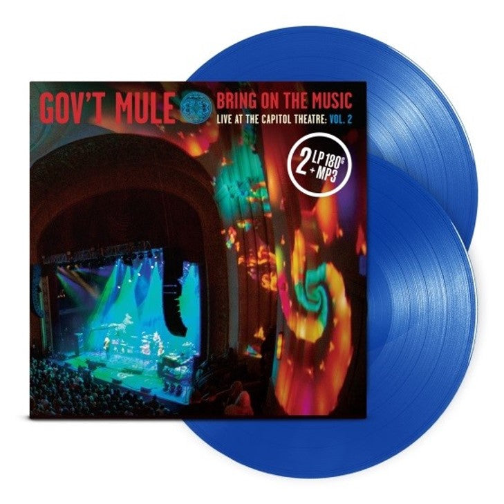 Bring On The Music: Live At The Capitlo Theatre Vol. 2 (Vinyl)