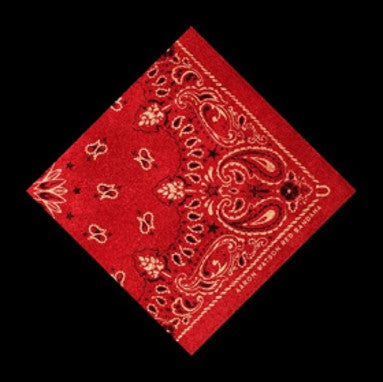 Red Bandana (CD)