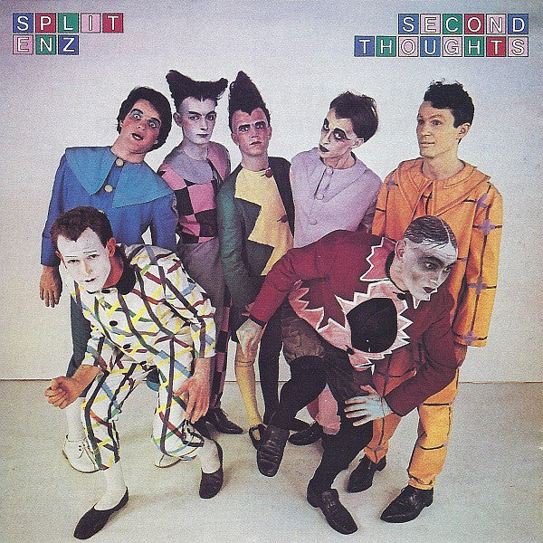 Second Thoughts (CD) | Split Enz