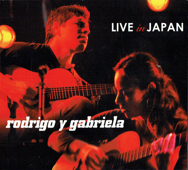 Live in Japan (CD) | Rodrigo Y Gabriela