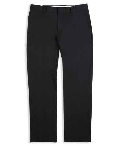 The Flex Twill Trousers - Black