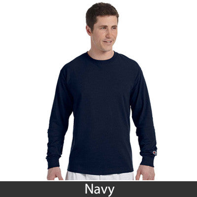 Beta Theta Pi Greek Champion Long-Sleeve Tee - Champion CC8C - TWILL