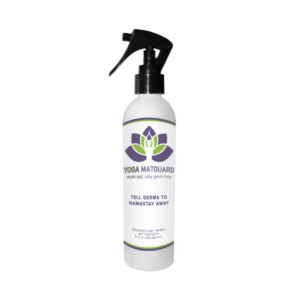 Yoga MatGuard Spray