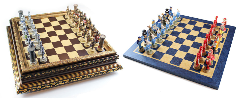 Chess Pieces & Sets