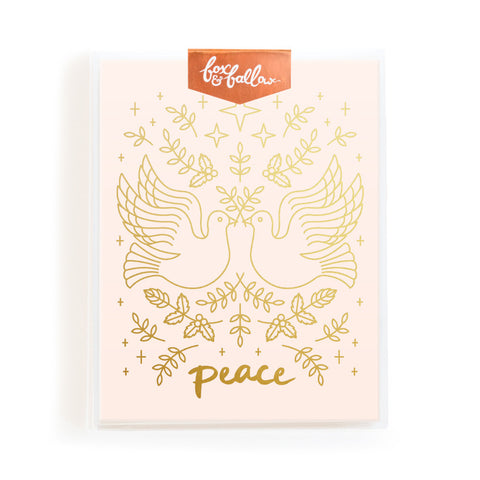 Peace Doves Greeting Card Boxed Set