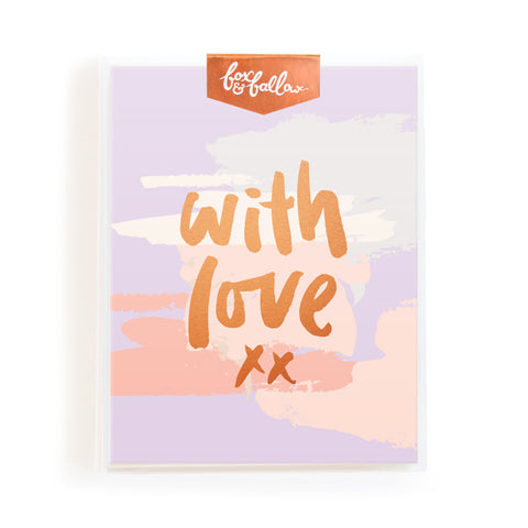 With Love Clouds Greeting Card Boxed Set