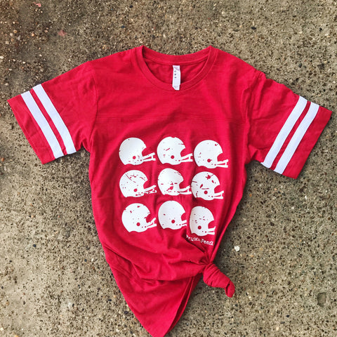Helmet Tees - Too Sassy Boutique LLC