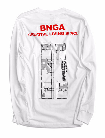 "BNGA ""Creative Space"" Longsleeve"