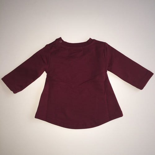 byClaRa - Eve dress - Wine red