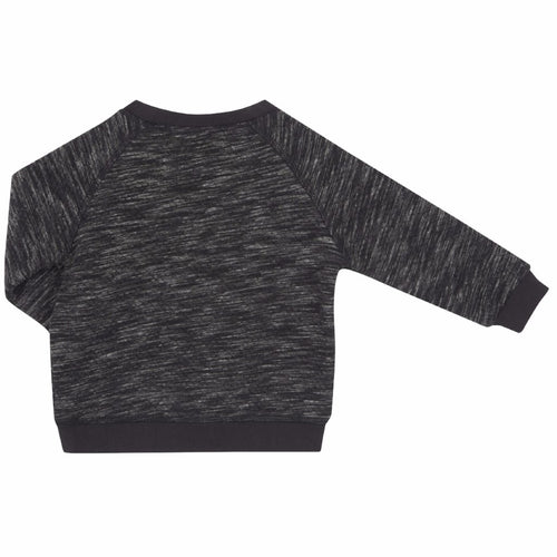 Petit by Sofie Schnoor - Sweatshirt, NYC - Black