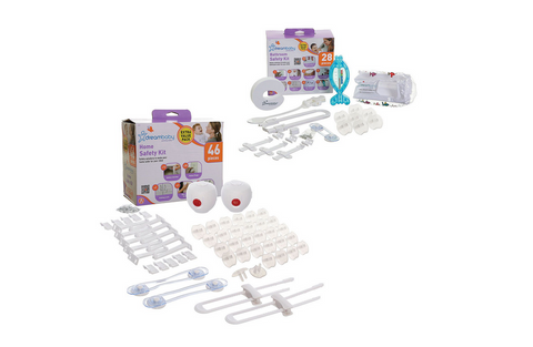 Dreambaby Home & Bathroom Safety Kit  Child Proof Lock