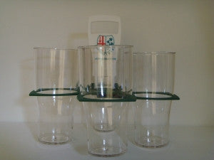 LISC - Beer Carrier and 4 Pint Glasses Offer