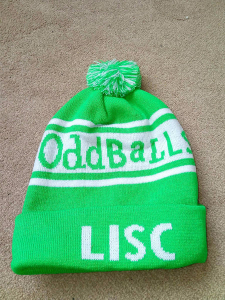 LISC Oddballs Charity Bobble Hat