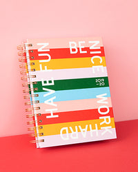 SHOP 17-MONTH PLANNERS