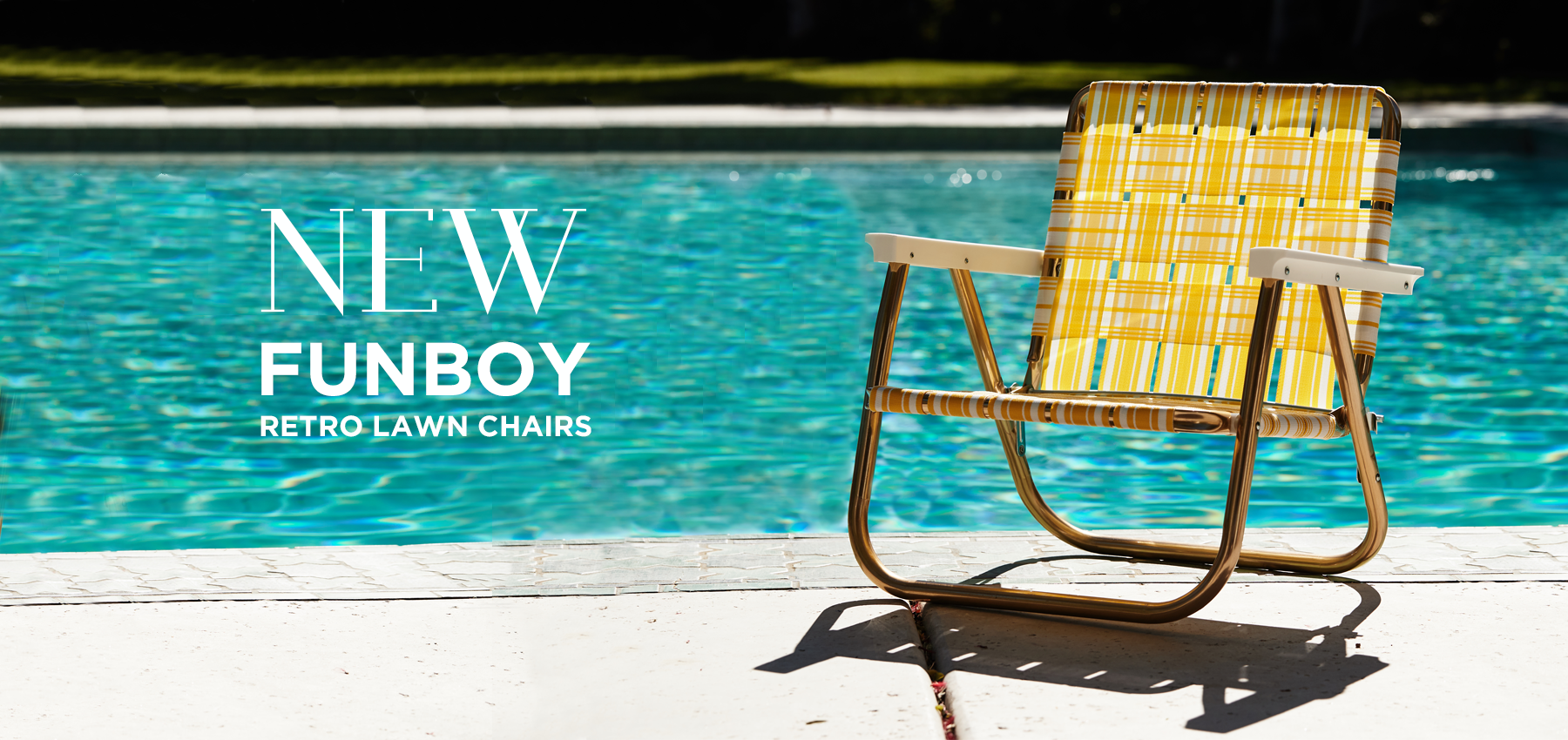 FUNBOY Retro Lawn Chairs