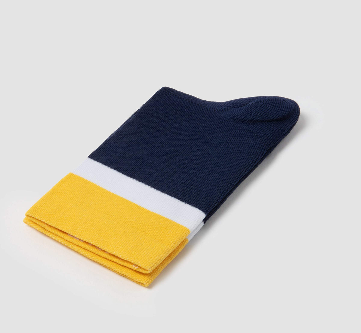 Livery Socks Yellow/Blue