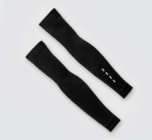 Knitted Arm Warmers 2 Black