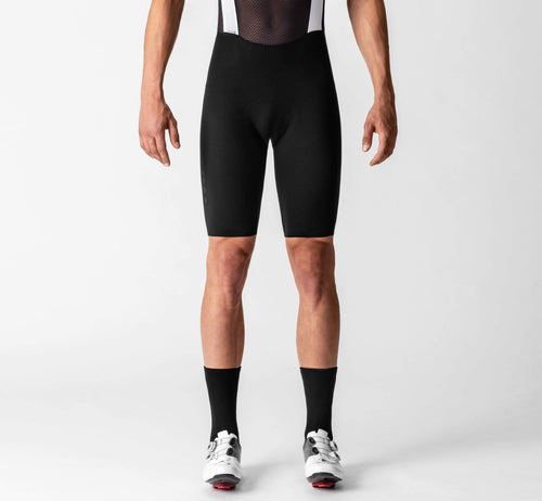 MNL Bib Shorts Black