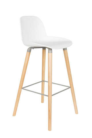 Albert Kuip Barstool (Pack of 2) - Paris-Sete