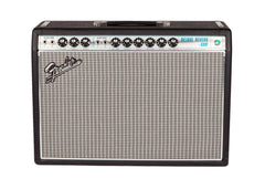 Fender '68 Custom Deluxe Reverb 120v Tube Amplifier - Silver