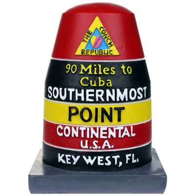 Key West Southernmost Point Figurine