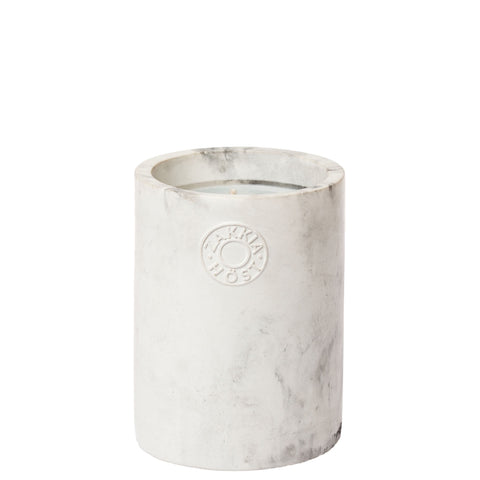 Zakkia: Host Concrete Candle - Luxe Gifts™  - 1