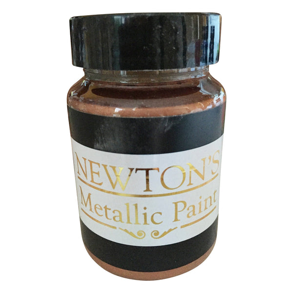 Metallics-Copper Metallic Paint. - Newton's Chalk Finish Paint