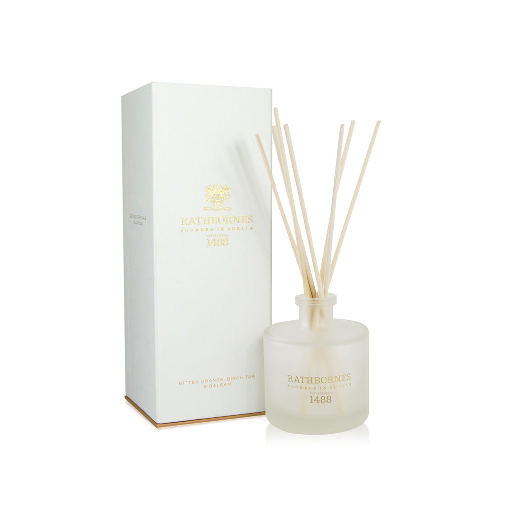 Bitter Orange, Birch Tar & Balsam Scented Reed Diffusers