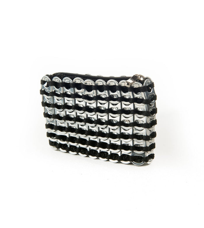 Bag - Chica Rosa Credit Card Case Black  Bags - PasParTou