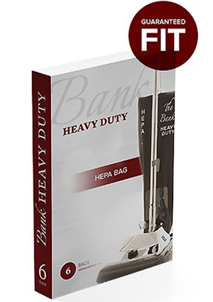 Bank Heavy Duty HEPA Bag