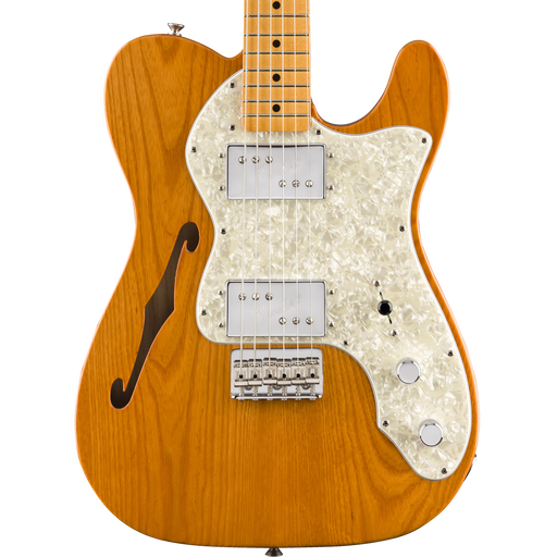 Fender Vintera '70s Telecaster Thinline Maple Fingerboard - Aged Natural
