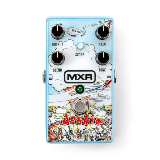 MXR DD25 Dookie Overdrive Distortion Guitar Effect Pedal